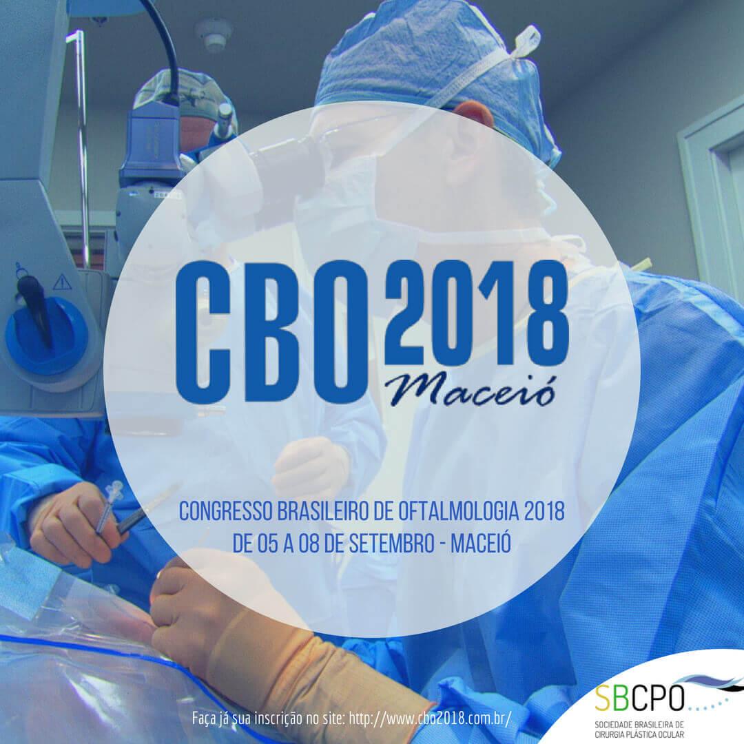CBO 2018 – Maceió